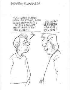 bijzichtig Vlaanderen